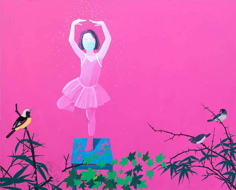 Shi Yanliang artwork titled Stage